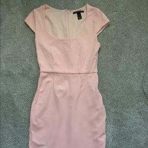 Victoria Secret spandex pencil (blush/pink) Dress